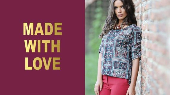 MADE WITH LOVE by Madelia