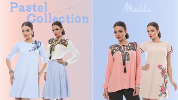 Colecția Pastel by Madelia